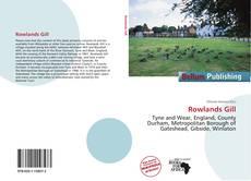 Capa do livro de Rowlands Gill