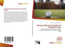 Ukraine Women's National Football Team kitap kapağı