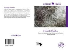Bookcover of Schmidt Number