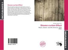 Обложка Shower-curtain Effect