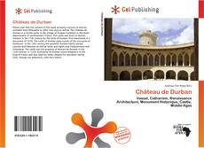 Portada del libro de Château de Durban