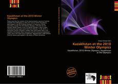 Kazakhstan at the 2010 Winter Olympics kitap kapağı