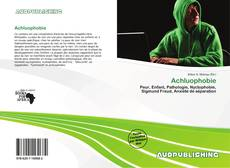 Bookcover of Achluophobie