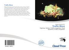 Bookcover of Traffic Wave