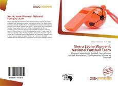 Bookcover of Sierra Leone Women's National Football Team