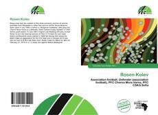 Bookcover of Rosen Kolev