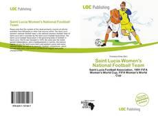 Portada del libro de Saint Lucia Women's National Football Team