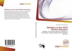 Moldova at the 2010 Winter Olympics kitap kapağı