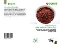 Capa do livro de International Coffee Day
