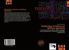Global Day of Action on Military Spending kitap kapağı