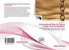 Bookcover of International Day for Slave Trade and its Abolition