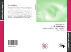 Copertina di J. R. Giddens