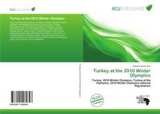 Turkey at the 2010 Winter Olympics kitap kapağı