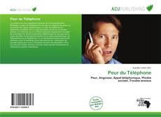 Capa do livro de Peur du Téléphone