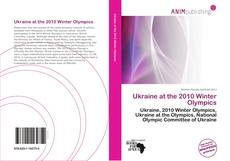 Capa do livro de Ukraine at the 2010 Winter Olympics