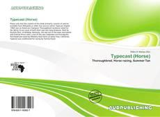 Buchcover von Typecast (Horse)