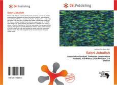 Bookcover of Sabri Jaballah