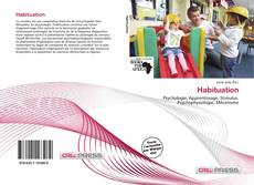 Capa do livro de Habituation