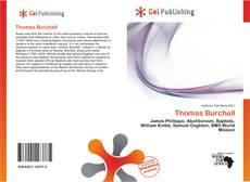 Couverture de Thomas Burchell