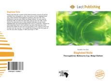Capa do livro de Baghdad Note
