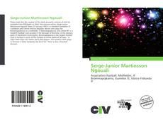 Обложка Serge-Junior Martinsson Ngouali