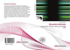 Bookcover of Demetris Nichols