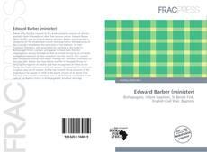 Bookcover of Edward Barber (minister)
