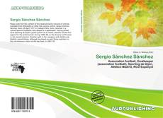 Bookcover of Sergio Sánchez Sánchez