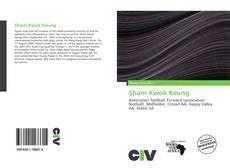 Bookcover of Sham Kwok Keung