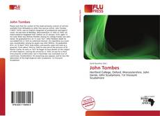 Bookcover of John Tombes