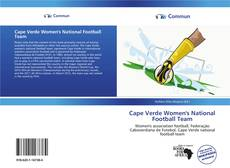 Capa do livro de Cape Verde Women's National Football Team