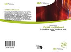 Bookcover of 1843 Grand National