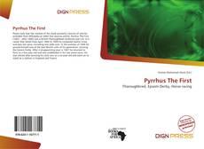 Portada del libro de Pyrrhus The First