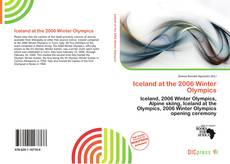 Bookcover of Iceland at the 2006 Winter Olympics