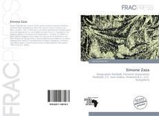 Bookcover of Simone Zaza