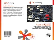 Capa do livro de Accident Migration