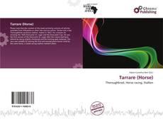 Portada del libro de Tarrare (Horse)