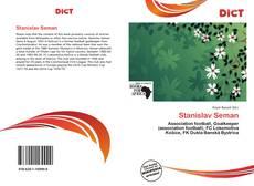 Bookcover of Stanislav Seman
