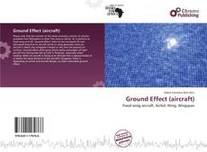 Bookcover of Ground Effect (aircraft)