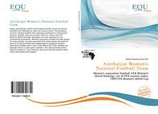 Capa do livro de Azerbaijan Women's National Football Team