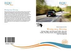 Buchcover von Wrong-way Driving