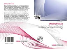 Bookcover of William Prynne