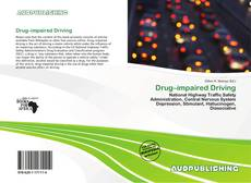 Couverture de Drug–impaired Driving
