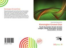 Copertina di Kensington Cricket Club