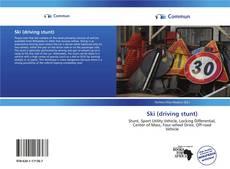 Buchcover von Ski (driving stunt)
