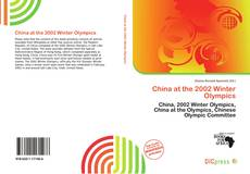 Couverture de China at the 2002 Winter Olympics