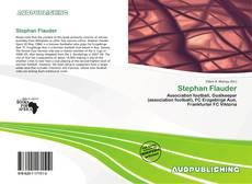 Bookcover of Stephan Flauder
