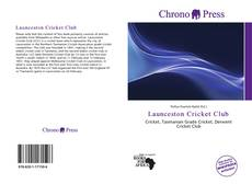 Portada del libro de Launceston Cricket Club