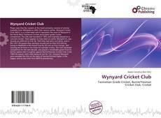 Copertina di Wynyard Cricket Club