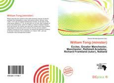 Portada del libro de William Tong (minister)